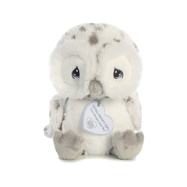 Baby Owl Stuffed Animal Precious Moments By Aurora World